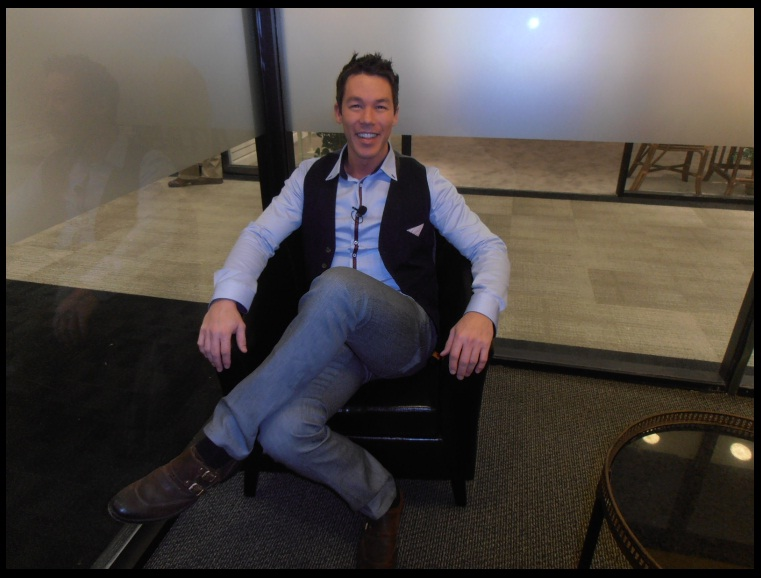 David Bromstad, Americasmart Atlanta Jan 2013