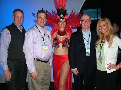 Nationwide S Primetime Show Draws 5 000 To Las Vegas
