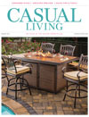 Casual Living cover for March 2013