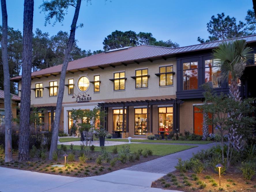 Sarreid home accents today for Retail exterior design