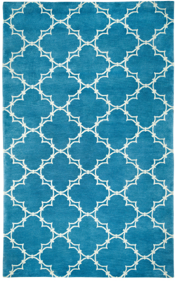 Quatrefoil shows a modern, clean sophistication in colors that feel like spring.