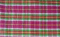 Textile Solutions' Metro Pink Plaid and