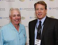 Dave Roberts, left, Comfort Solutions