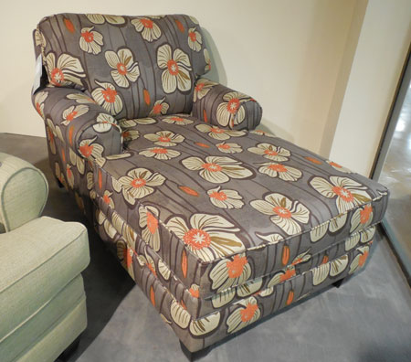 This chaise by D.M. Stacy retails for $649 to $699.