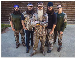 Jackson Furniture signs exclusive licensing agreement with Duck Dynasty.