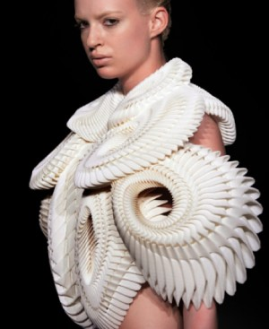 Iris van Herpen's Crystallization Collection got rave reviews in Amsterdam