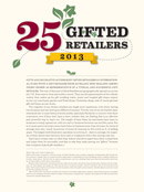 GDA Gifted Retailers Report