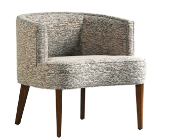 Jessica Charles Eclipse chair