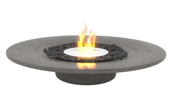 Brown Jordan Cloud fire pit