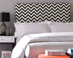 Upholstered headboards by Safavieh to debut in winter markets.