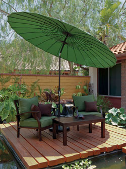 Treasure Garden AmericasMart Outdoor Room Giveaway