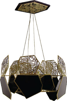 Koket Hypnotic Chandelier