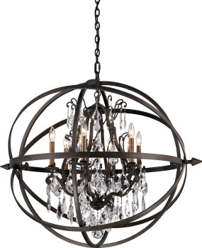 Troy Lighting Byron Chandelier