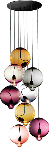 Cappellini Meltdown Chandelier