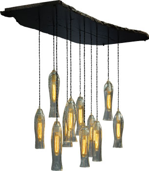 John Strauss Furniture Chandelier