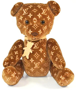 Louis Vuitton Teddy Bear