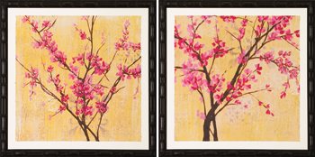 Ambler Art Group Cherry Blossom Wall Art