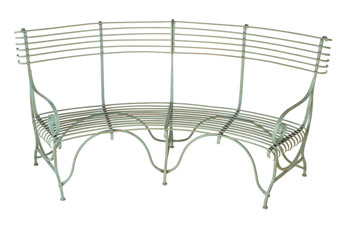CBK Curved Bench