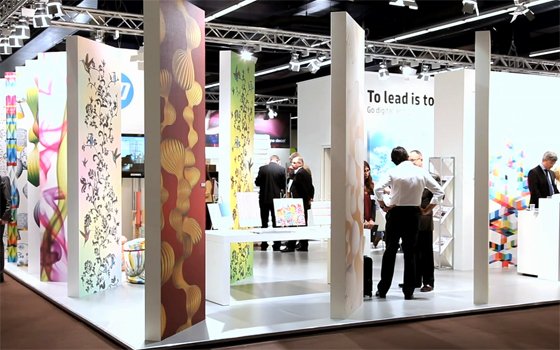 Heimtextile Video 2014 Digital Printing Coverage