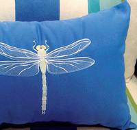 Palm Springs Rattan Dragonfly