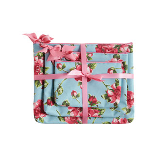 Cosmetic bags from Jessie Steele