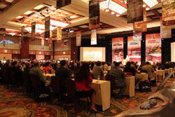 The Cal Spas 2014 Dealer Summit was held Jan. 8-10 at the Disney Grand Californian Hotel and Spa.