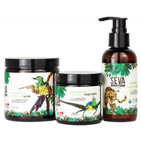 Balanced Guru skincare products