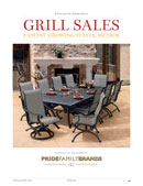 Casual Living Grill Sales