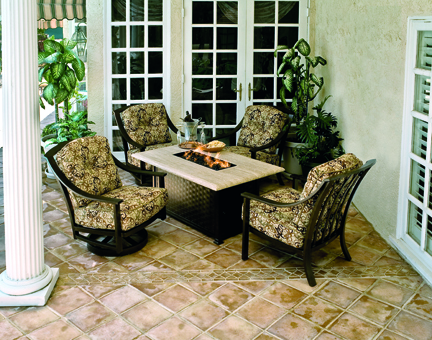 Mallin Sonoma Fire Pit Collection