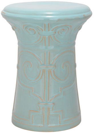 Safavieh Ceramic Garden Stool