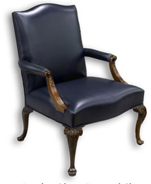 Kittinger Furniture provides chairs for Barack Obama inauguration.